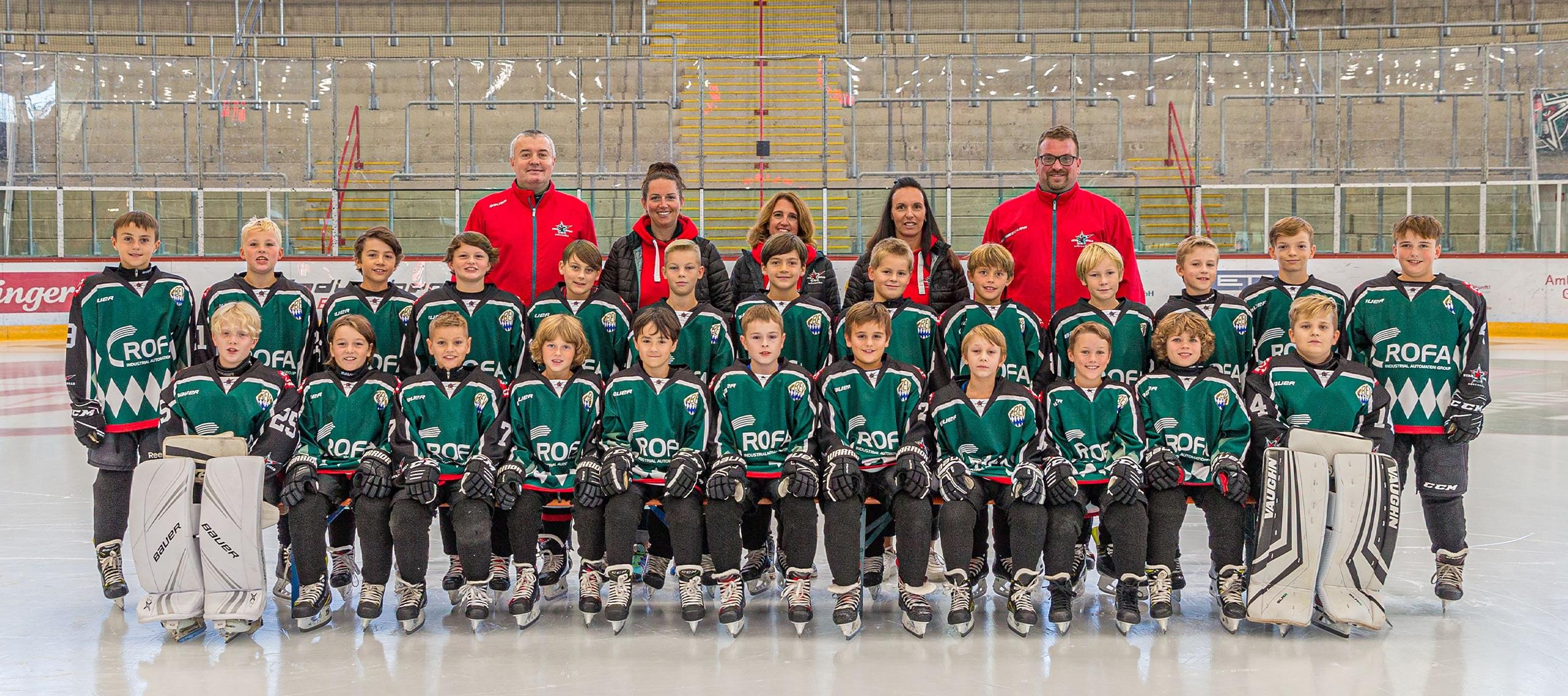 Mannschaftsfoto U11 - U11 Kleinschüler