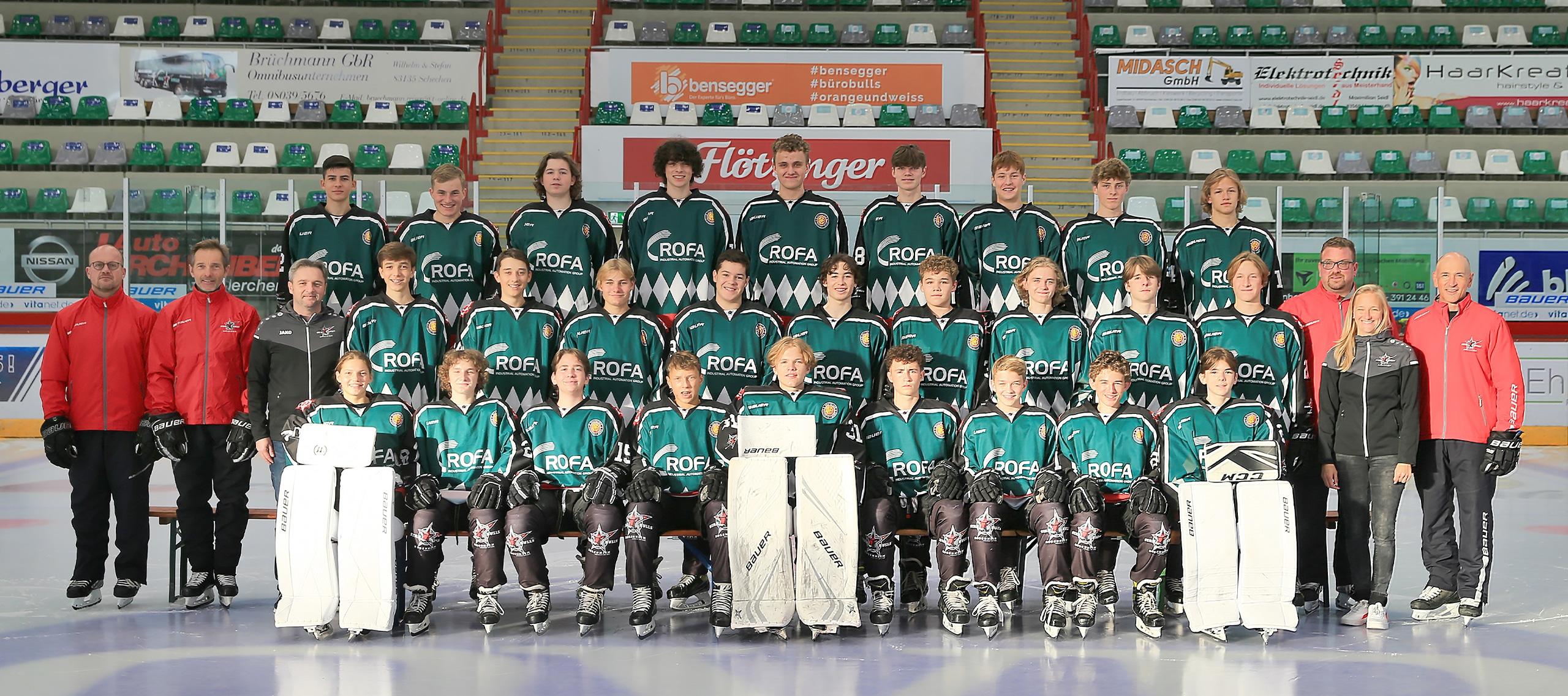 U17 Mannschaftsfoto - U17 Jugend